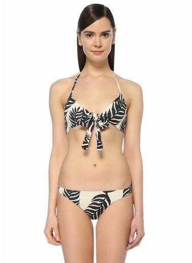 Patbo Bikini Üst Siyah